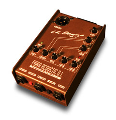 L.R.BAGGS Para Acoustic DI-Box, Preamp