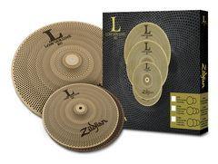Zildjian Low Volume, 38 Cymbal Pack, 13H/18CrR