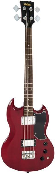 Vintage Reissued VS4-CR E-Bass