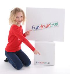 Fun Drum Box Kids Cajon