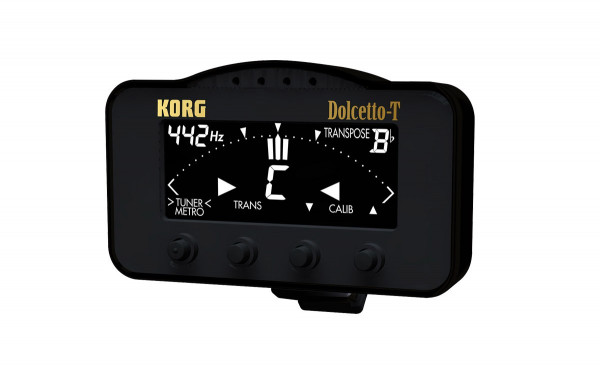 Korg Clip-on Tuner, Dolcetto-T
